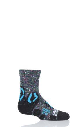 Boys and Girls 1 Pair UYN Junior Outdoor Explorer Socks