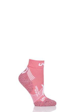 Ladies 1 Pair UYN Run Super Fast Socks