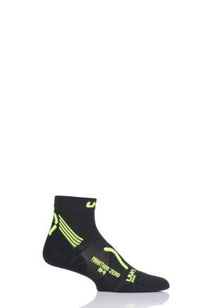 Mens 1 Pair UYN Run Marathon Zero Socks