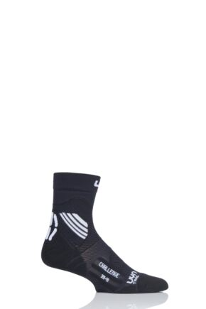 Mens 1 Pair UYN Run Trail Challenge Socks