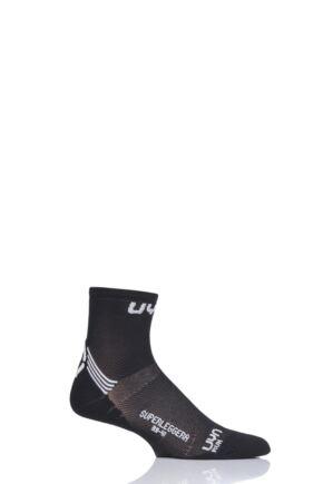 Mens 1 Pair UYN Run Superleggera Socks