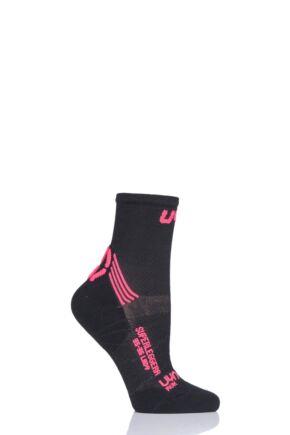 Ladies 1 Pair UYN Run Superleggera Socks