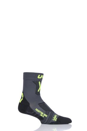 Mens 1 Pair UYN Cycling Mountain Biking Socks