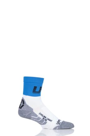 Mens 1 Pair UYN Cycling Light Weight Socks