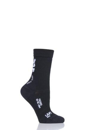Ladies 1 Pair UYN Cycling Merino Wool Socks
