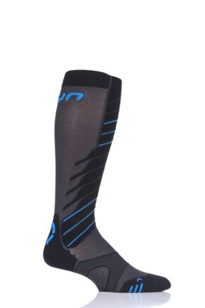 Mens 1 Pair UYN Ski Superleggera Socks