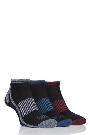 779c95987 Mens 3 Pair Storm Bloc Trainer Socks