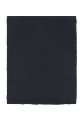 Mens and Ladies Great & British Knitwear Made In Scotland 100% Cashmere Wide Plain Scarf