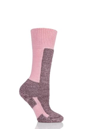 Ladies 1 Pair Thorlos Thick Cushion Ski Socks
