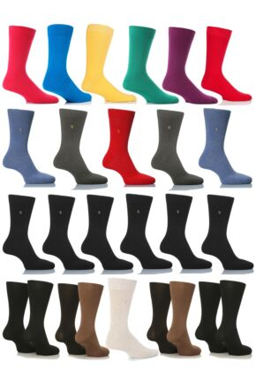 Mens SockShop Sock Drawer Filler - 26 Pairs Save 30%