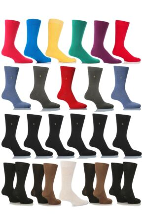 Mens SockShop Sock Drawer Filler - 26 Pairs Save 30%