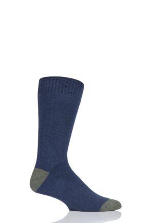 Mens 1 Pair Thought Walker Organic Cotton Walking Socks