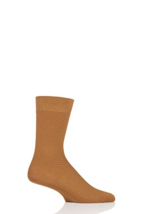 Mens 1 Pair Thought Geoffrey Organic Cotton Socks