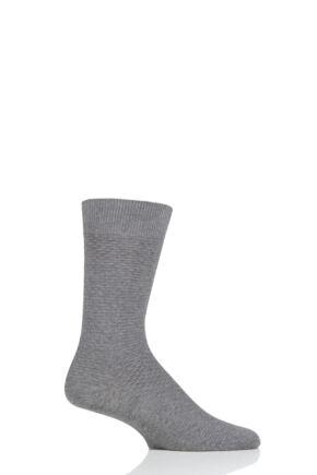 Mens 1 Pair Thought Geoffrey Organic Cotton Socks