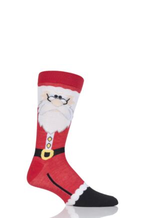 Mens 1 Pair SockShop Christmas Novelty Socks