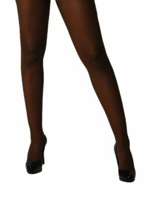 Ladies 1 Pair Pendeza 15 Denier Tone 30 Sheer Tights For Darker Skin Tones