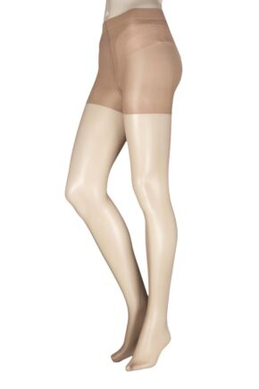 Ladies 1 Pair Elle 20 Denier Shaping Tights