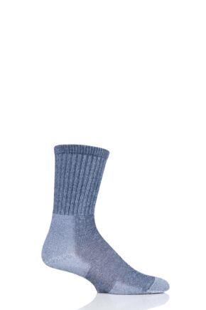 Mens and Ladies 1 Pair Thorlos Ultra Light Hiker Crew Socks
