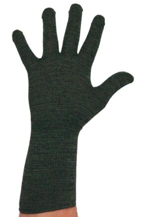 Mens 1 Pair Ussen Flight Gloves Olive Marl