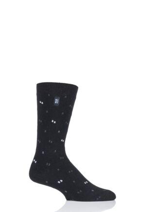 Mens 1 Pair Heat Holders Lounge Lite Micro Socks