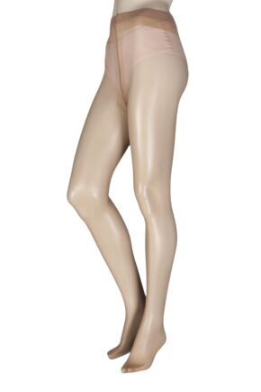 Ladies 1 Pair Oroblu Club 15 Sheer 15 Denier Tights