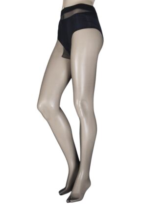 Ladies 1 Pair Oroblu Club 7 Sheer 7 Denier Tights
