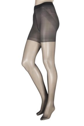 Ladies 1 Pair Oroblu Shock Up Light 20 Denier Bottom Lifting Shaping Tights