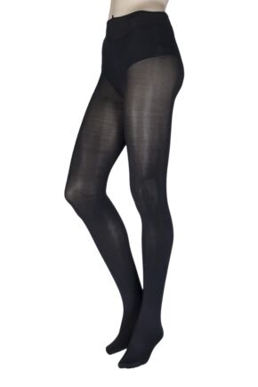 Ladies 1 Pair Oroblu Chantal 120 Denier Opaque Tights