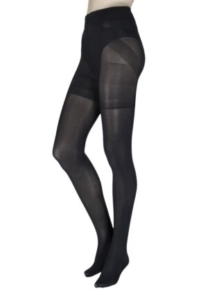Ladies 1 Pair Oroblu Shock Up 60 Denier Shaping Tights