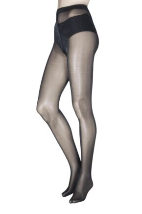 Ladies 1 Pair Oroblu All Colour Revolution Glitter Tights