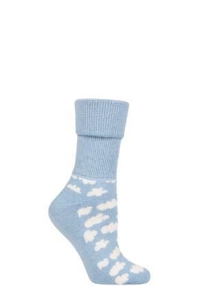 Happy Socks 1 Pair Cloudy Cozy Socks