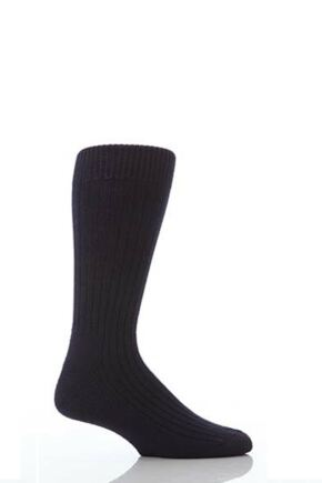 Mens 1 Pair Workforce Endurance Boot Socks