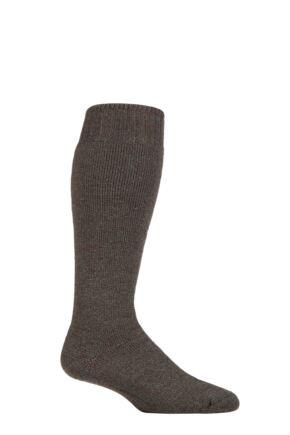 Mens 1 Pair Workforce Wellington Boot Socks