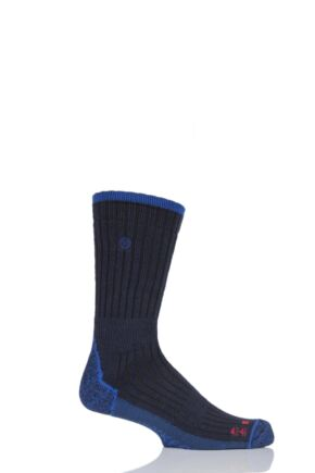 Mens 1 Pair Workforce By SockShop Professional Construction Socks