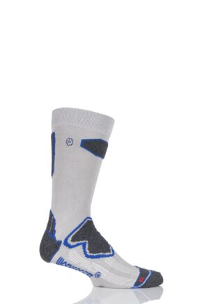 Mens 1 Pair Workforce By SockShop Professional Ultimate Comfort Socks With Bamboo