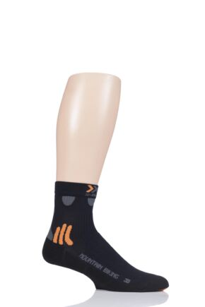 Mens and Ladies 1 Pair X-Socks Mountain Biking Socks