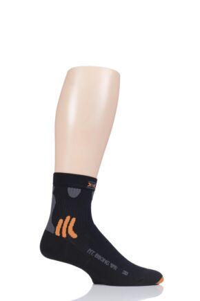 Mens and Ladies 1 Pair X-Socks Biking Water Repellent Socks