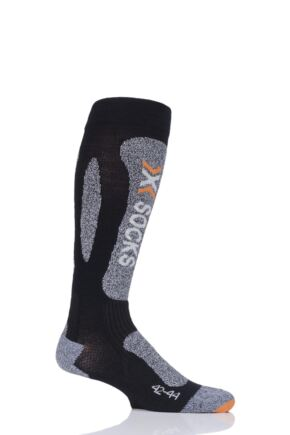 Mens and Ladies 1 Pair X-Socks Ski Carving with Sinofit Technology Skiing Socks
