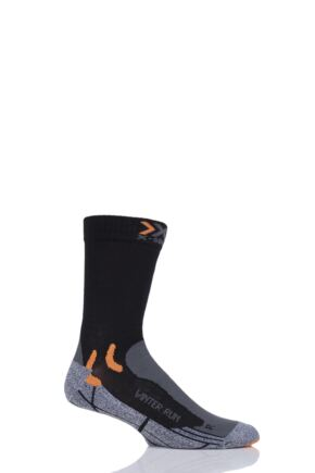 Mens and Ladies 1 Pair X-Socks Winter Running Socks