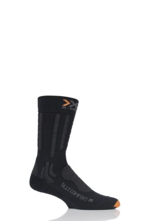 Mens 1 Pair X-Socks Trekking Light & Comfort Socks