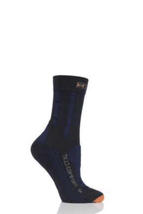 Ladies 1 Pair X-Socks Trekking Light & Comfort Socks