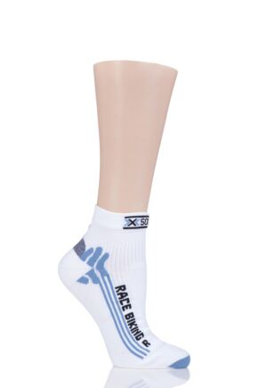 Ladies 1 Pair X-Socks Bike Racing Socks