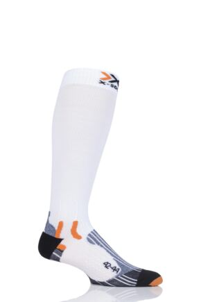 Mens and Ladies 1 Pair X-Socks Run Energiser Compression Socks