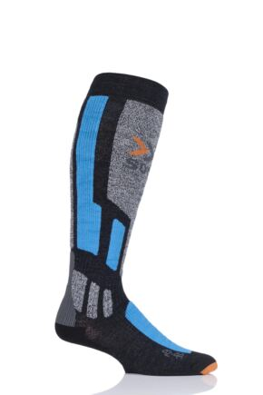 Mens and Ladies 1 Pair X-Socks Snowboarding Socks