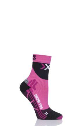 Ladies 1 Pair X-Socks Pro Racing Socks