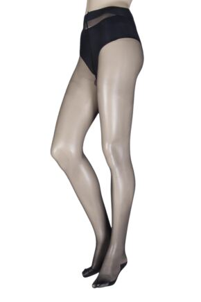 Ladies 1 Pair Calvin Klein Ultimate Sexy Sheer Back Seam Tights