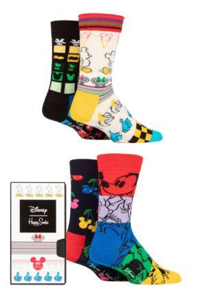 Happy Socks 4 Pair Disney Gift Sets