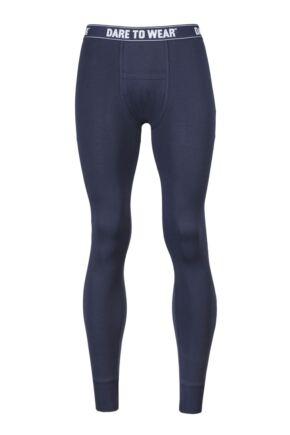 Mens 1 Pack SOCKSHOP Dare to Wear Lightweight Long Johns