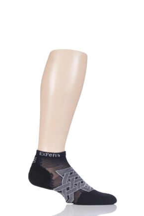 Mens and Ladies 1 Pair Thorlos Experia Energy Ultra Light Running Compression Mini Crew Socks