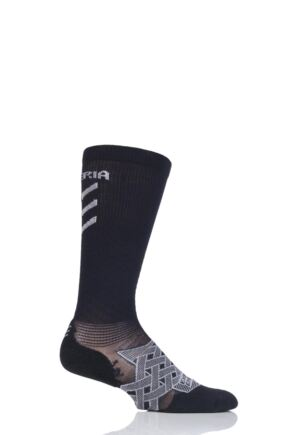 Mens and Ladies 1 Pair Thorlos Experia Energy Ultra Light Running Compression Socks